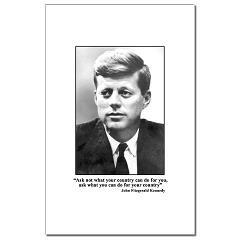 ... Patriots > JFK Inaugural Speech Quote > JFK Inaugural Quote Posters