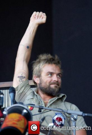 Erklärung Xavier Rudd Tattoo picture