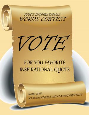 Voting quote #3