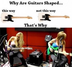 funny pictures guitar shape1 wanna joke.com