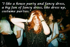 Florence and the Machine Quotes