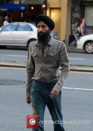 Waris Ahluwalia - Waris Ahluwalia seen in New York City - New York ...