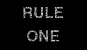 rules quotes fight club typography black background 2337x1337 ...
