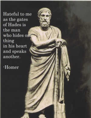 Homer Quotes (Images)