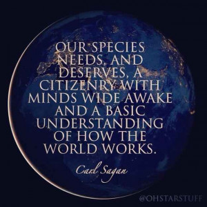 Wide awake | 21 Science Quotes That Make You Go