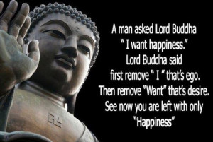"Buddha means ""awakened one"" or ""the enlightened one ..."