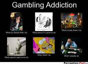 Compulsive gambling solutions