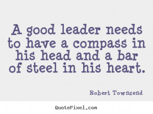 QUOTES OF A GOOD LEADER