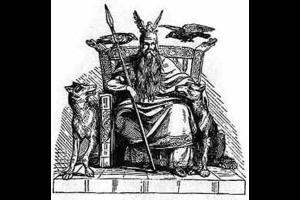 Odin Norse God Mythology