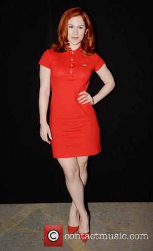 Katy B London Fashion Week