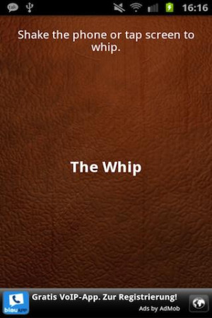 description the whip app from big bang theory the whip app turns your ...