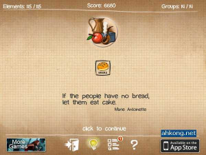 Doodle God Quotes – Bread?