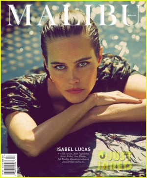 Isabel Lucas Has 'A Lot of Respect' for Nick Jonas (Exclusive Pics ...