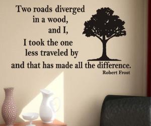 Autumn Poems By Robert Frost Taken robert frost poem