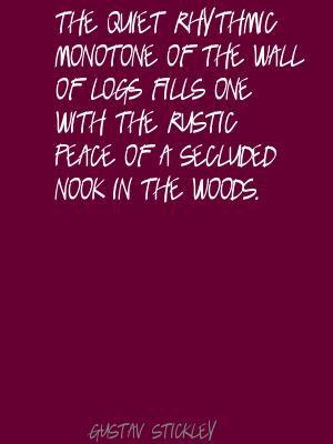 Gustav Stickley's quote #1