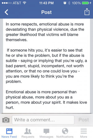 Emotional abuse Internet Site, Emotional Abuse, Website, Quotes, Web ...