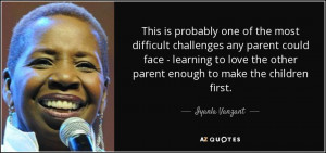 challenges any parent could face - learning to love the other parent ...