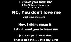 collection of borderline personality disorder bpd quotes