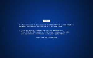 computers quotes geek error microsoft microsoft windows blue screen of ...