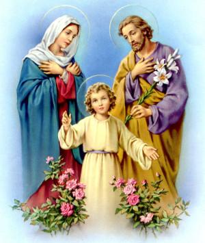 Holy Family Journey