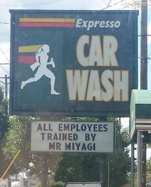 Car Wash Funny Quotes