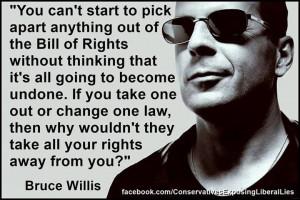 Pick Apart Bill Of Rights