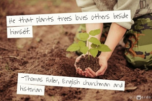 ... Hour Today: Inspiring Environmental Quotes, Native American Proverbs