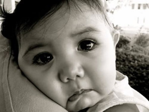 cute sad baby girl wallpapers