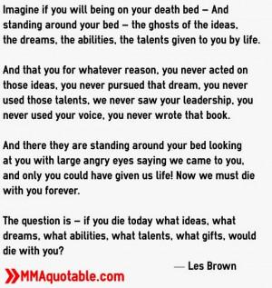 Les Brown Quotes Les brown quotes