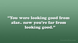 Quotes Good Looking