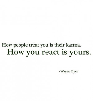 Karma, quote and quotes pictures