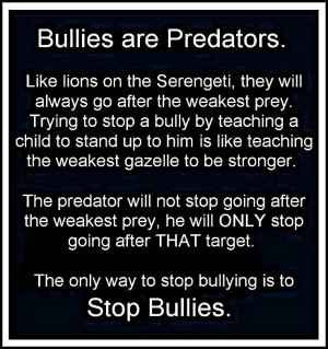 ... enabling bad behavior!: Quality Quotes, Bullying Suck, Anti Bullying