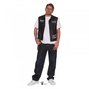 Details about Sons of Anarchy JACKSON JAX TELLER Hunnam CARDBOARD ...