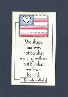 Farewell Quotes For Military ~ Military Service Quotes on Pinterest ...