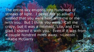 Wish You Were Here Quotes