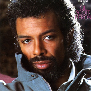 Gil Scott-Heron - The Best Of Gil Scott-Heron - Front