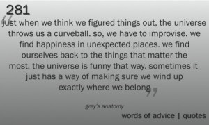 Grey's anatomy-meredith quotes