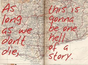 You are here: Home › Quotes › The quote is by John Green. Might I ...
