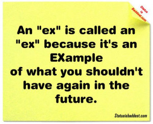 Ex Husband Quotes And Sayings | Inspirational Quotes and ... | Humour