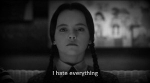 ... Quotes, Addams Families, Favorite Movie, Wednesday Addams, Graveyards