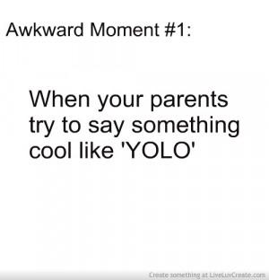 Facebook Akward Moment When