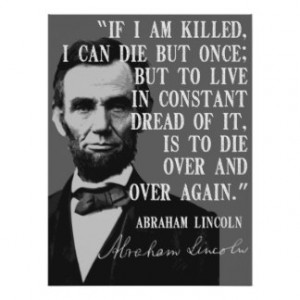 Abraham Lincoln Quote Posters & Prints
