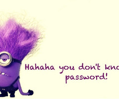 Purple Minion Quotes