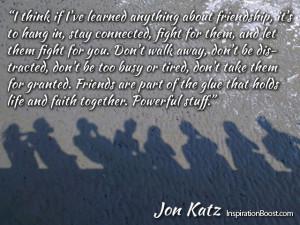 Jon-Katz-Friendship-Quotes