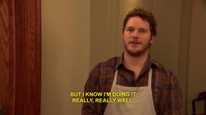 Chris Pratt Parks And Rec Quotes
