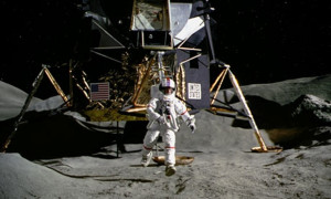 Apollo 13: In space, no-one can see you exaggerate