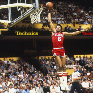 Julius Erving on Total-Body Health