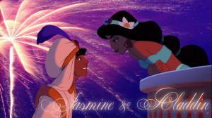 Aladdin and Jasmine - Disney Princess Photo (29790090) - Fanpop