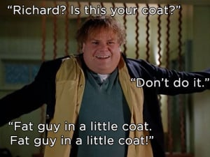 Tommy Boy, 1995. #quotes #comedy #classic