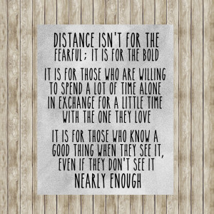 distance love quotes marines Popular items for military love on Etsy